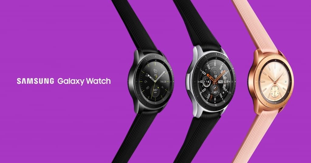 Shoppez la Samsung Galaxy Watch eSIM chez SFR