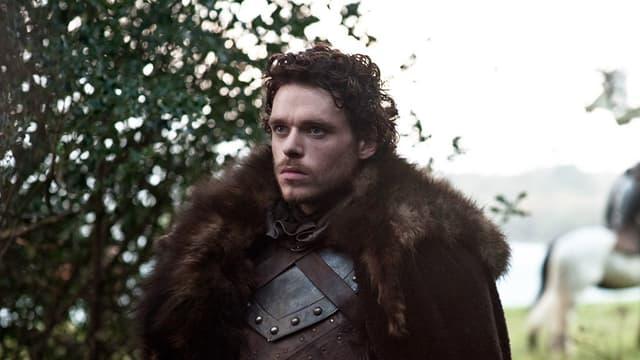 L'acteur Richard Madden n'a pas eu de chance dans Game of Thrones, son personnage Robb Stark n'a pas été plus loin que la saison 3 de la série.