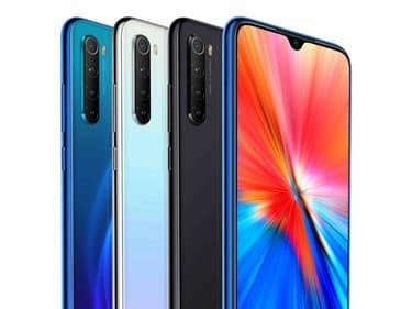 Redmi Note 8 2021 : Xiaomi ressuscite son best-seller