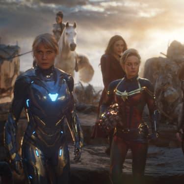 Les super-héroïnes de Marvel réunies à l'écran dans Avengers : Endgame.