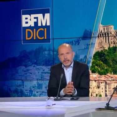 Lancement de BFM DICI, la nouvelle chaîne d'info des Alpes du Sud et de Haute-Provence