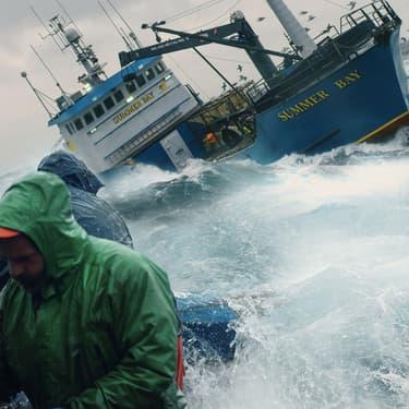 Pourquoi on adore Péril en haute mer sur Discovery Channel ?