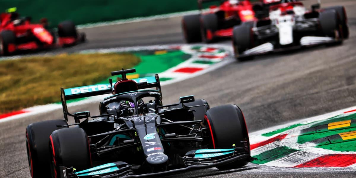 Vibrez devant la Formule 1 sur CANAL+