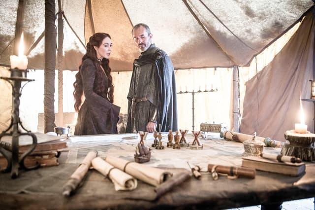 Stannis Baratheon a été trop ambitieux, il a donc péri en essayant de grimper sur le trône de fer.