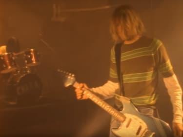 5 clips pour redécouvrir Nirvana