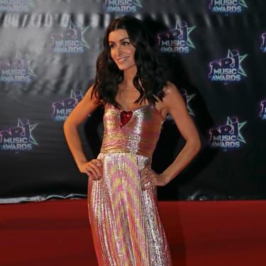 La chanteuse Jenifer à la 18e cérémonie des NRJ Music Awards en novembre 2016
