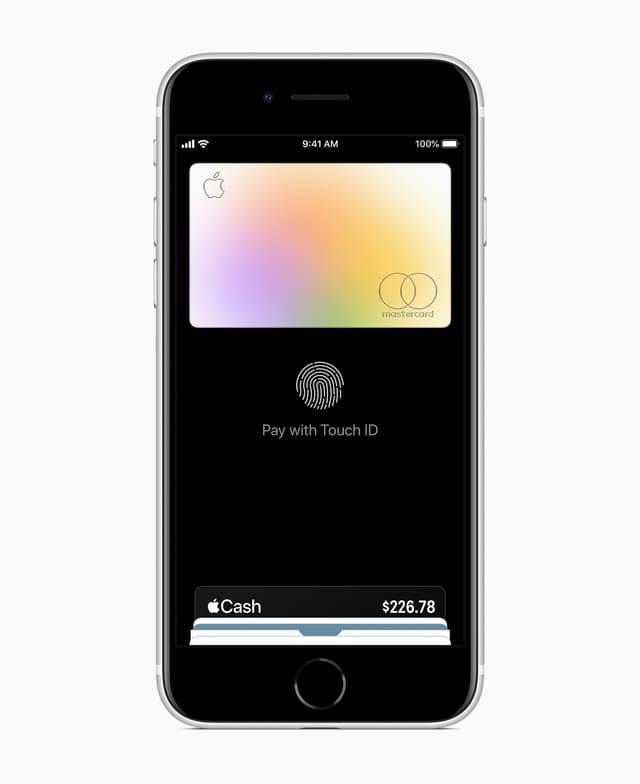 La fonction Touch ID, de retour l'iPhone SE 2020, pourrait se situer sous l'écran pour les iPhone 13