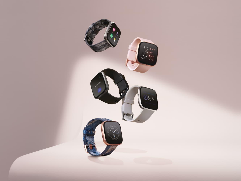 La Fitbit Versa 2 se décline à vos envies !