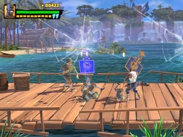 Shaq Fu : un jeu de combat old school et complètement décalé sur SFR Gaming