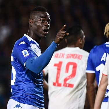 Mario Balotelli face au racisme à Vérone