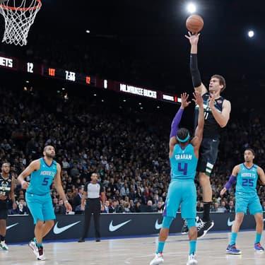 NBA Paris Game 2020 : le résumé de la soirée