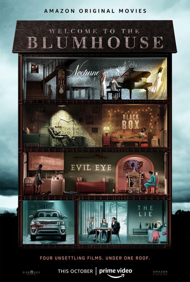 Entrez dans l'univers terrifiant de Blumhouse, en exclusivité sur Amazon Prime Video.