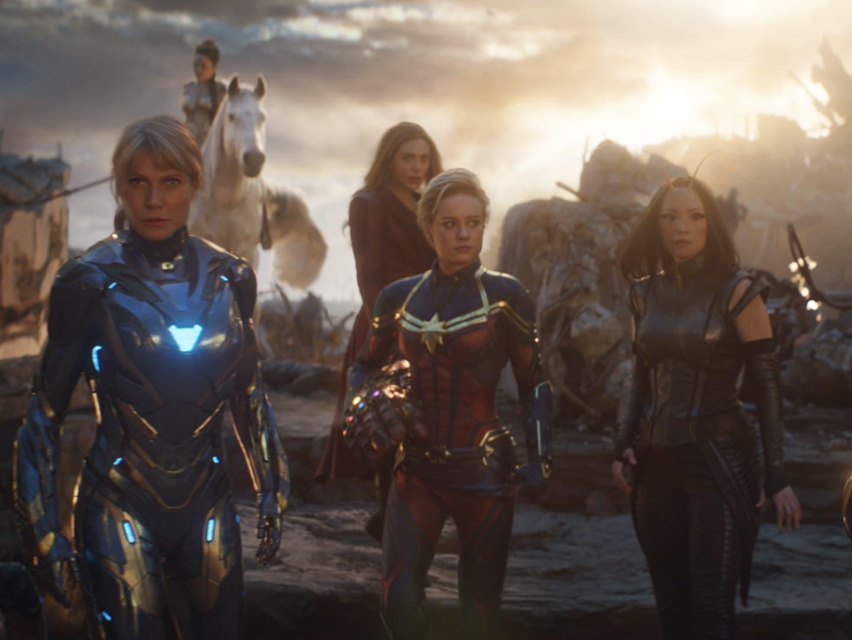 Comment Marvel installe la suite du MCU avec Avengers : Endgame