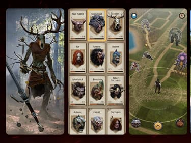 The Witcher : Monster Slayer, un jeu mobile en réalité augmentée !