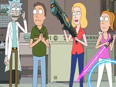 Rick et Morty : nouvelle bande-annonce pour la saison 5