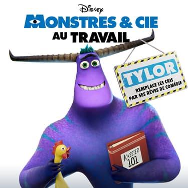 Monstres & Cie reprend du service, dans une série inédite sur Disney+
