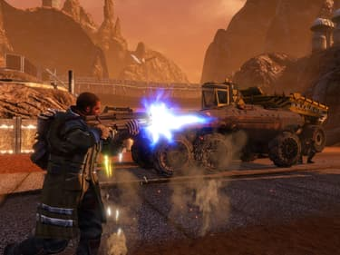 Red Faction Guerilla Re-Mars-Tered : révolte sur Mars et SFR Gaming