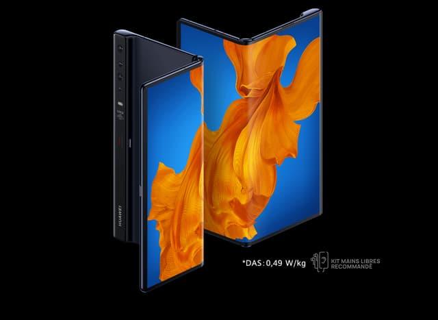 Le téléphone pliable Huawei Mate XS