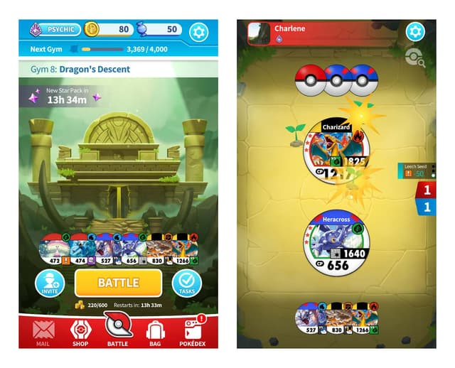 Pokémon Medallion Battle, ou le retour des combats de cartes à collectionner.