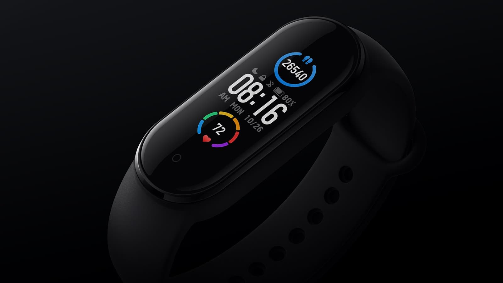 -40% sur le Xiaomi Mi Smart Band 5 chez SFR