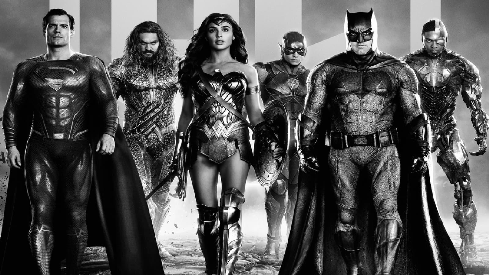 Vous aussi, rejoignez la Justice League