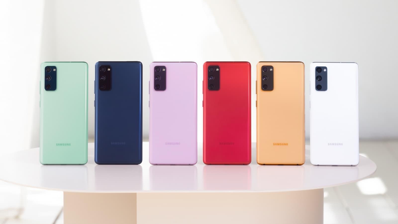 Le Samsung S20 FE 5G à partir de 1€ chez SFR