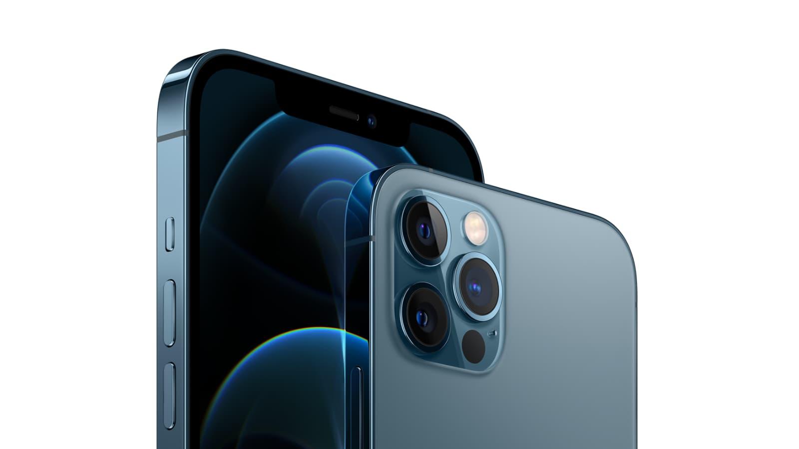 Craquez pour l'iPhone 12 Pro