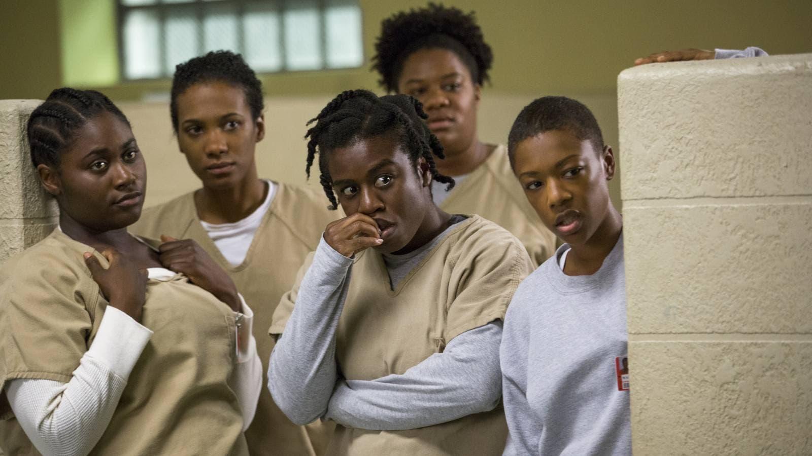 Orange Is The New Black est sur Netflix, à partir de 7,99€ par mois