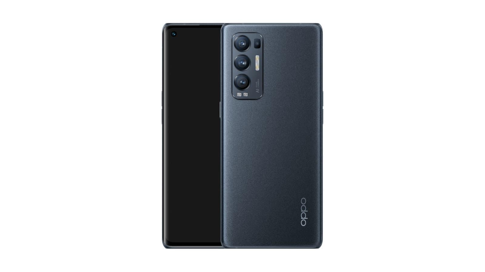 Le smartphone OPPO Find X3 Neo 5G est disponible à partir de 1€ chez SFR
