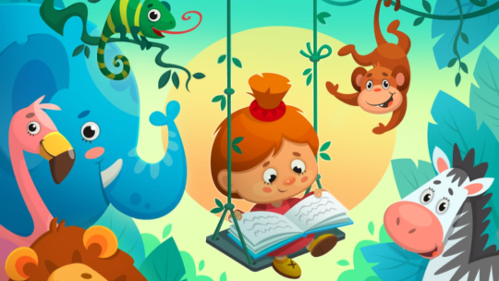SFR Kids Récré : l'appli des petits