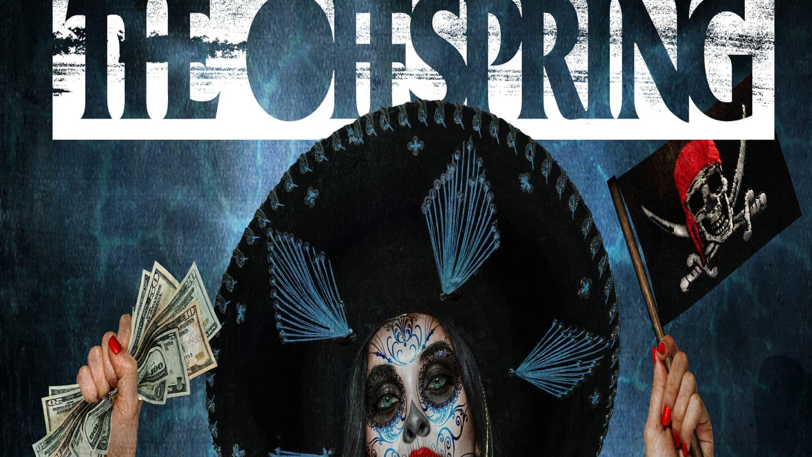 Écoutez le nouvel album de The Offspring sur Deezer