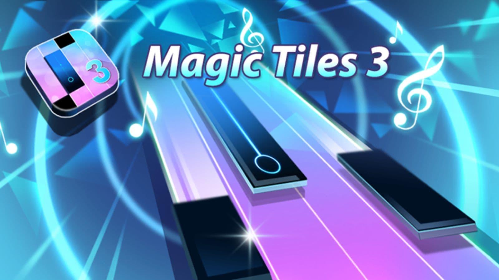 Jouez à Magic Tiles 3 sur SFR Jeux Illimité !