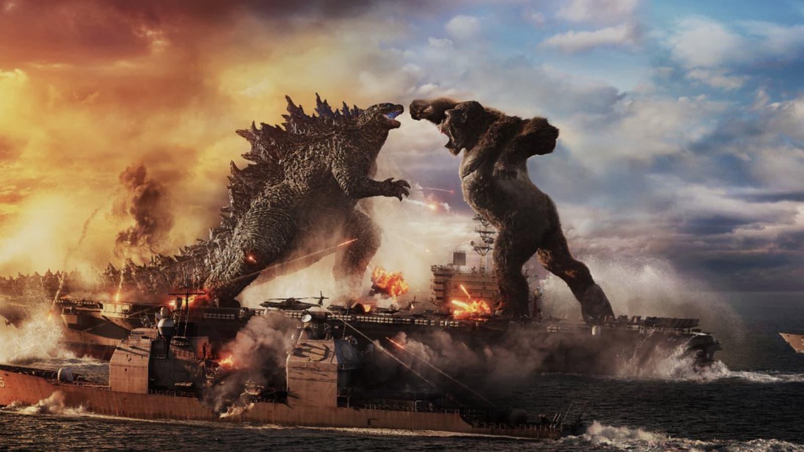 Godzilla vs Kong, l'ultime combat en VOD
