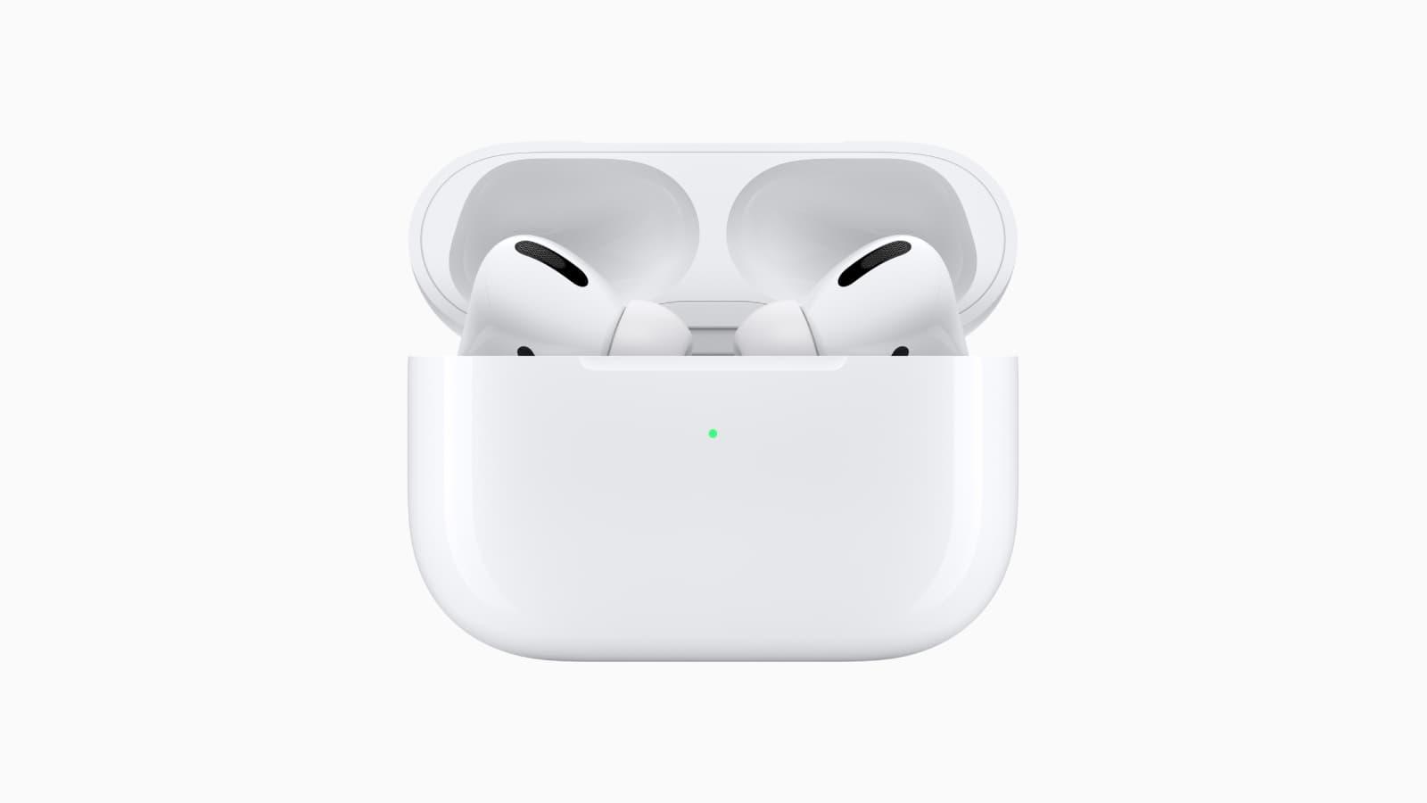 Profitez d'une réduction de 50€ sur les AirPods Pro d'Apple
