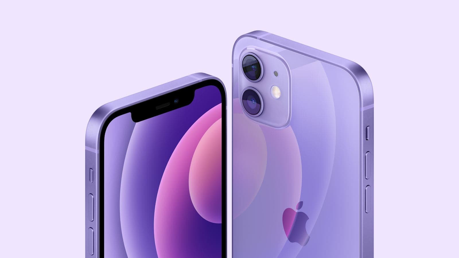 Retrouvez l'iPhone 12 mauve dès aujourd'hui chez SFR !