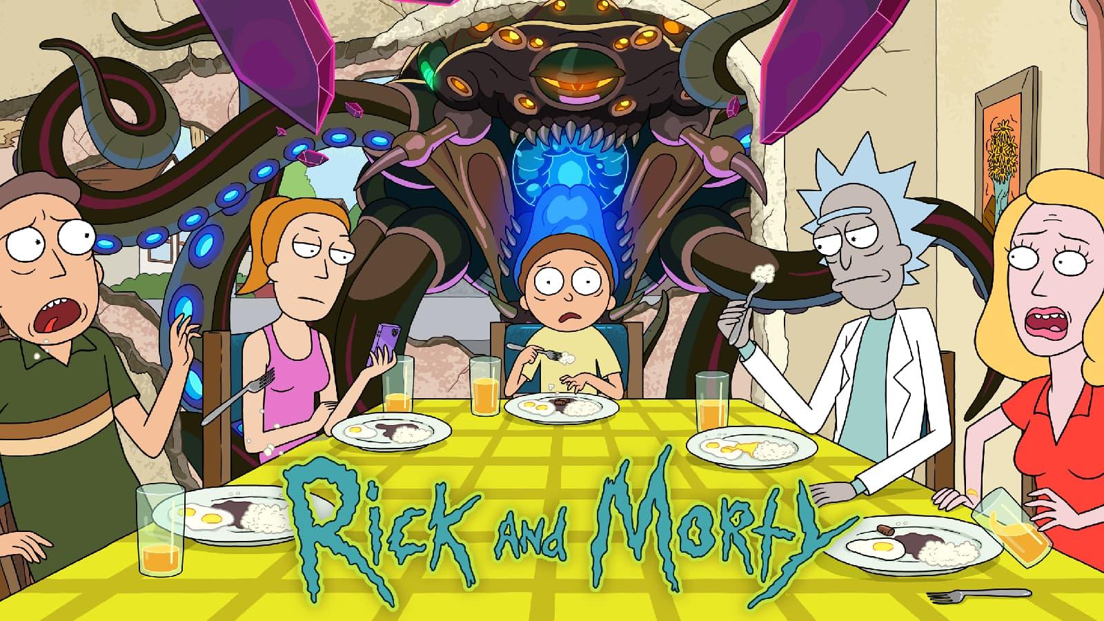 Retrouvez Rick et Morty en exclusivité sur Adult Swim / Toonami