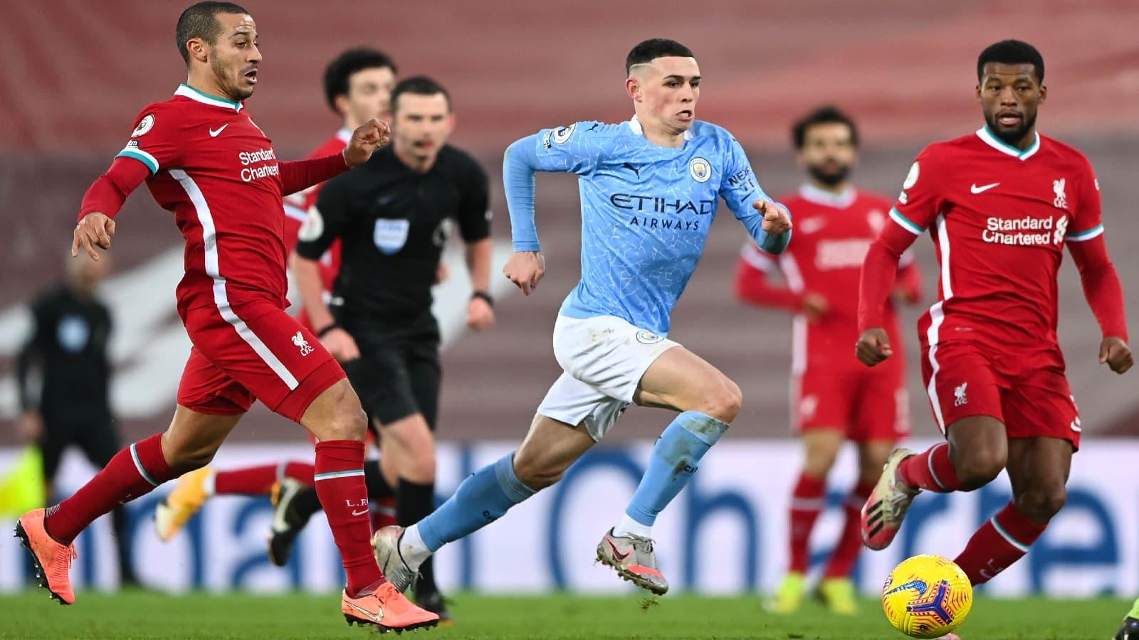 Vibrez devant la Premier League devant RMC Sport