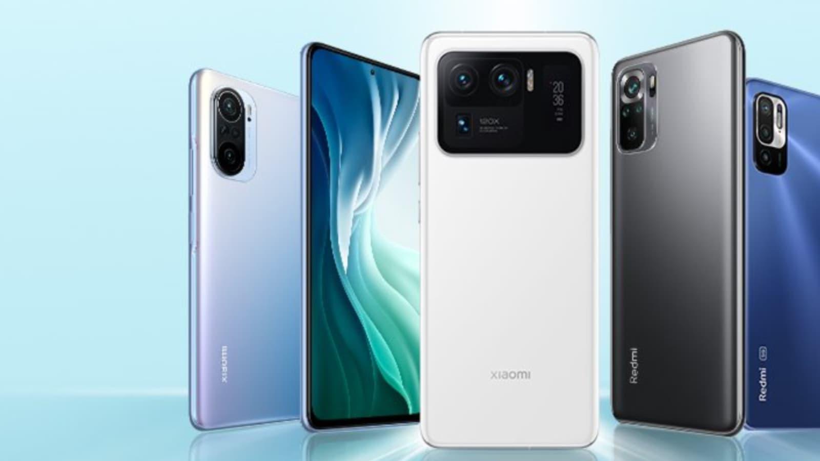Les smartphones de Xiaomi sont chez SFR