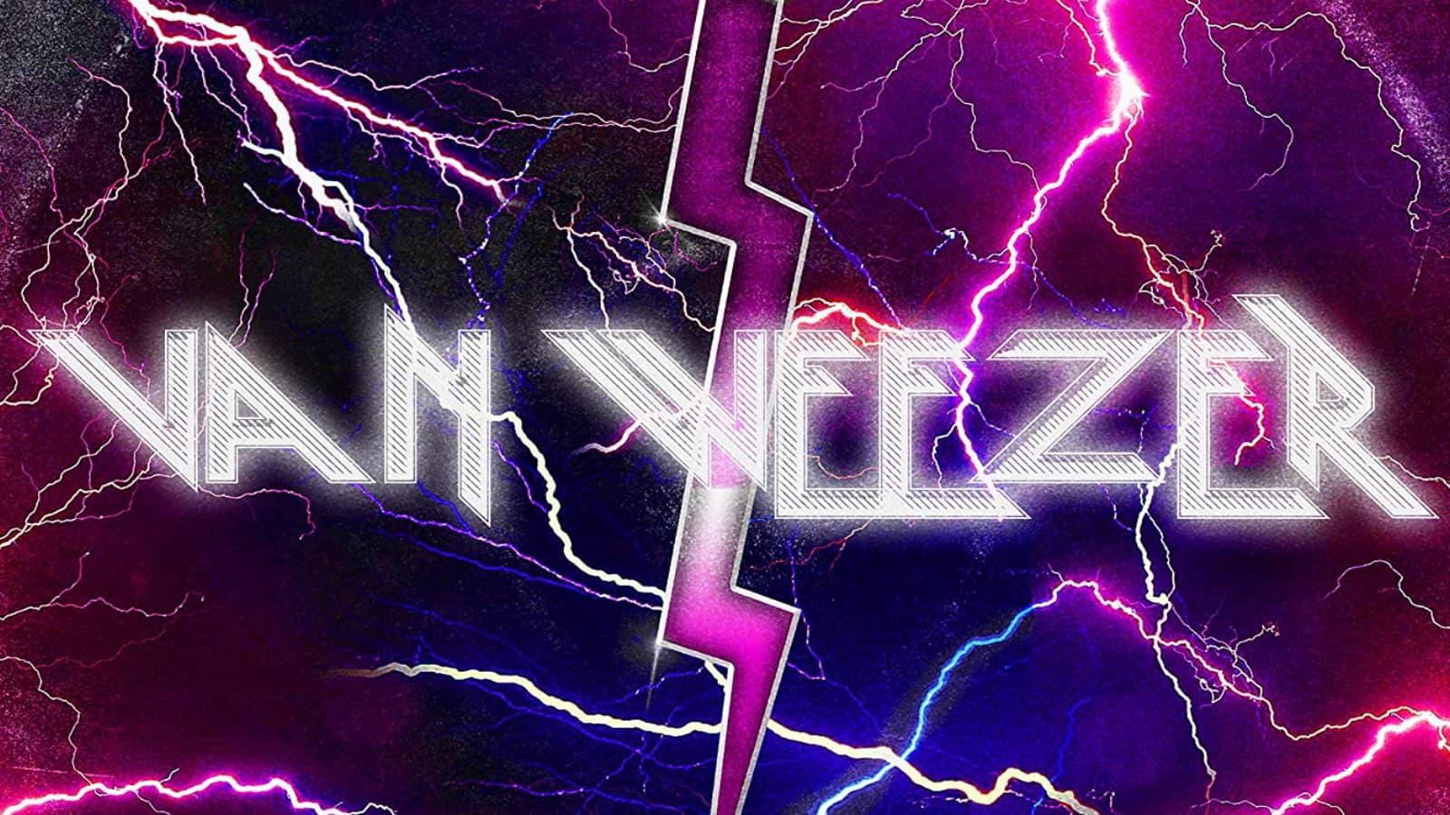 Van Weezer, le nouvel album de Weezer, est sur Deezer