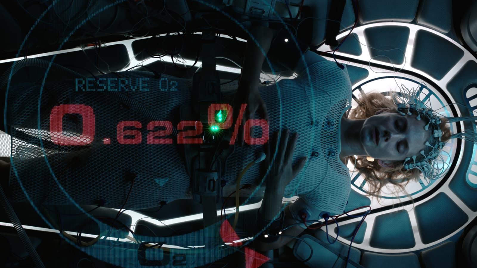 Oxygène, un thriller sci-fi haletant sur Netflix