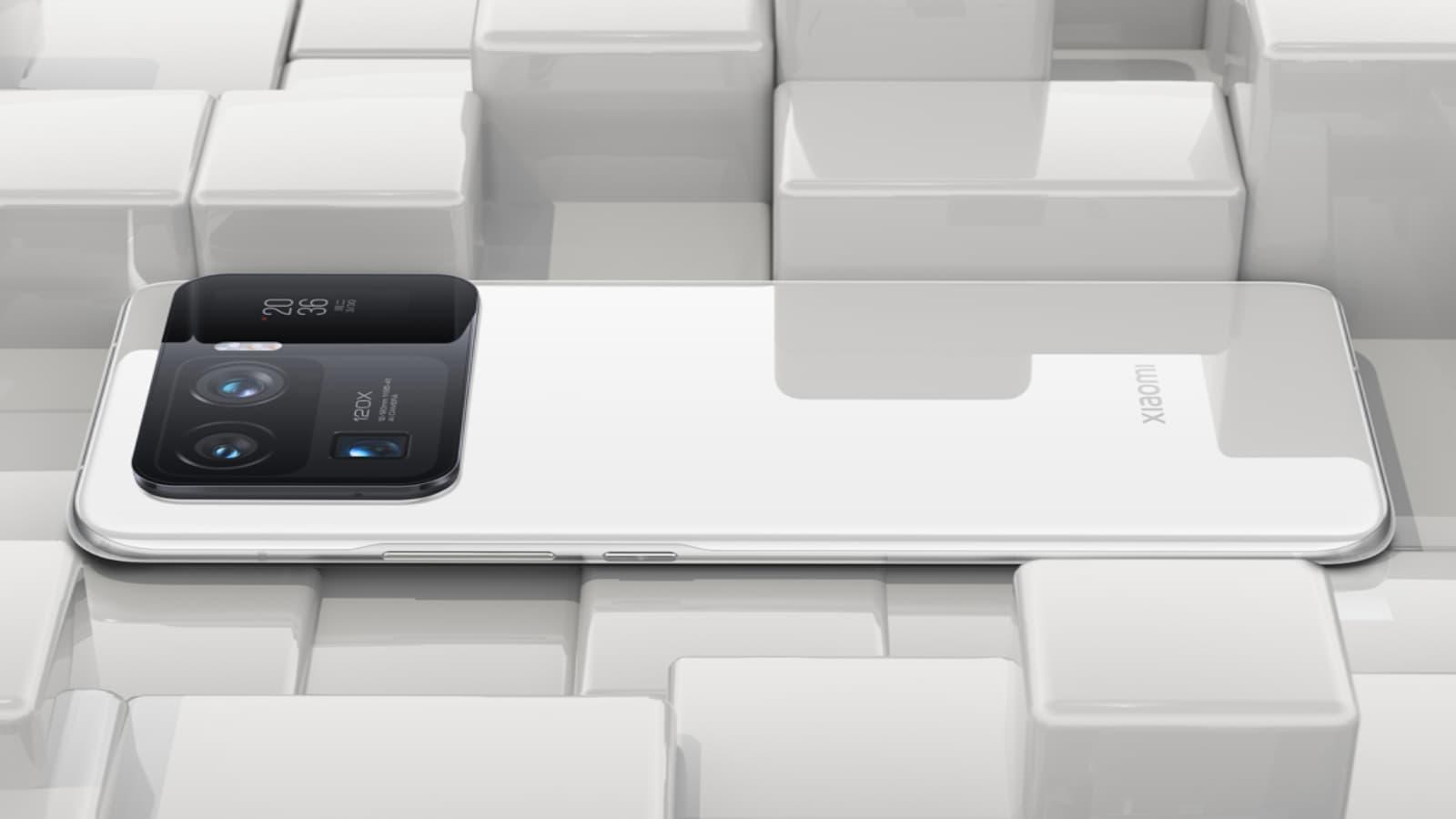 Succombez au Xiaomi Mi 11 Ultra chez SFR