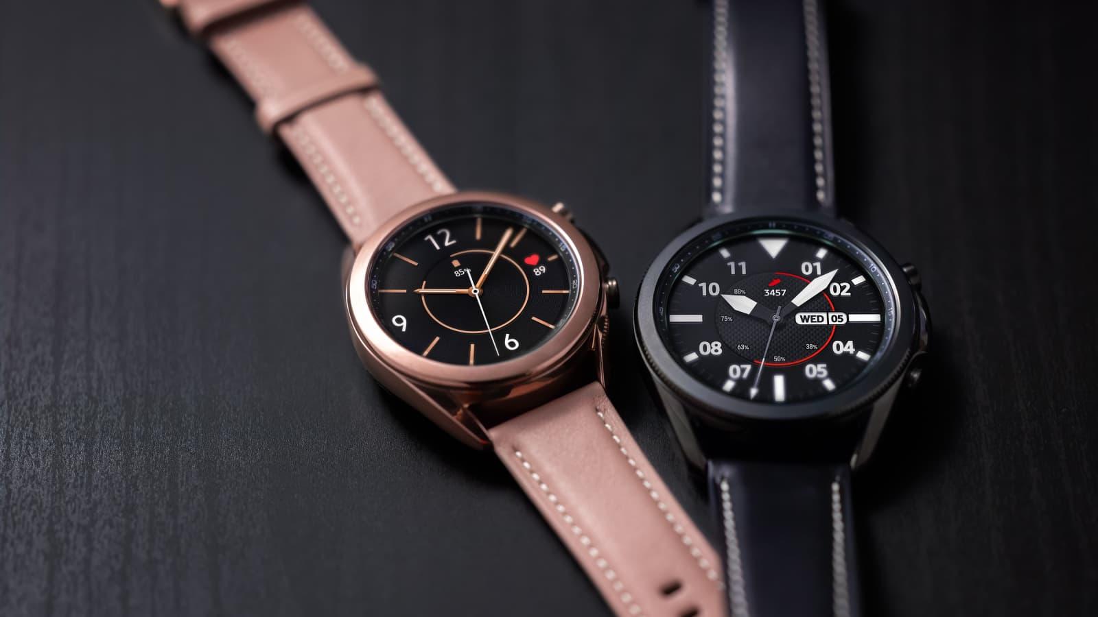 Mettez-vous à l'heure de la Galaxy Watch chez SFR