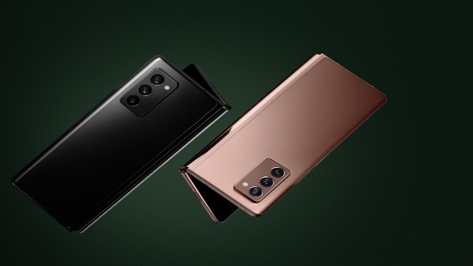 Les smartphones pliables de Samsung sont chez SFR