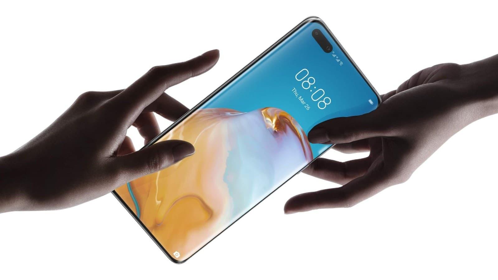 Les smartphones Huawei sont à shopper chez SFR