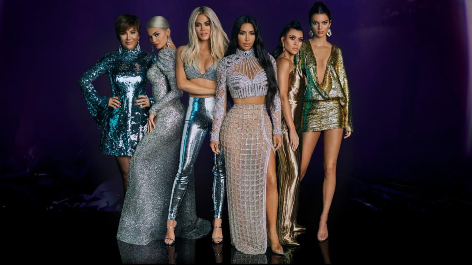 Dites au revoir à l'incroyable Famille Kardashian sur E!