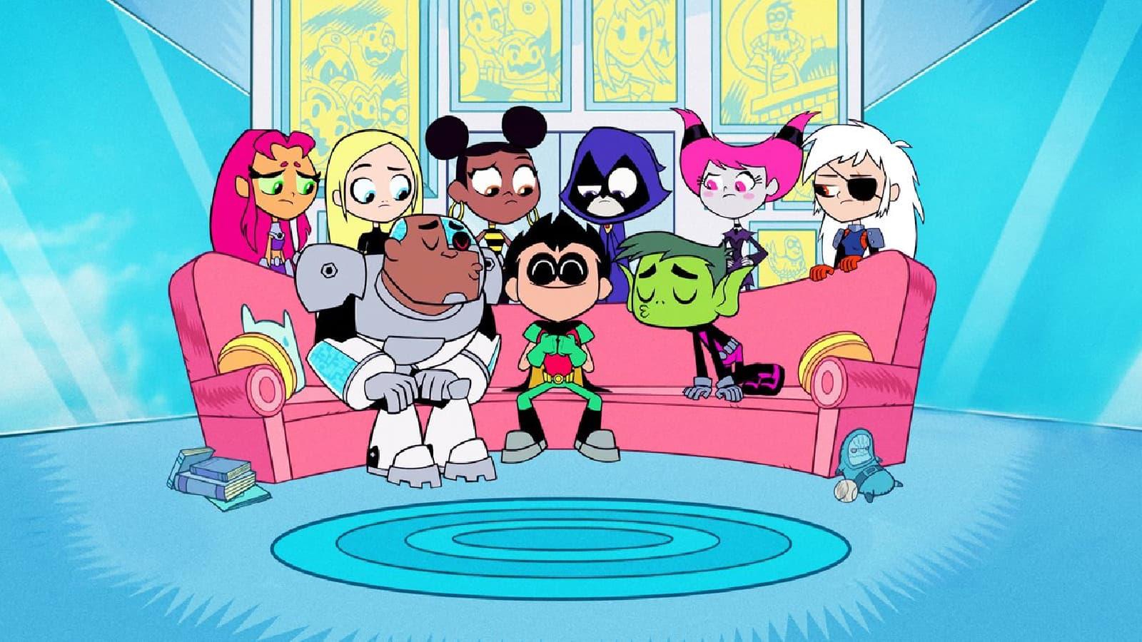 Les meilleures séries d'animation sont sur Cartoon Network