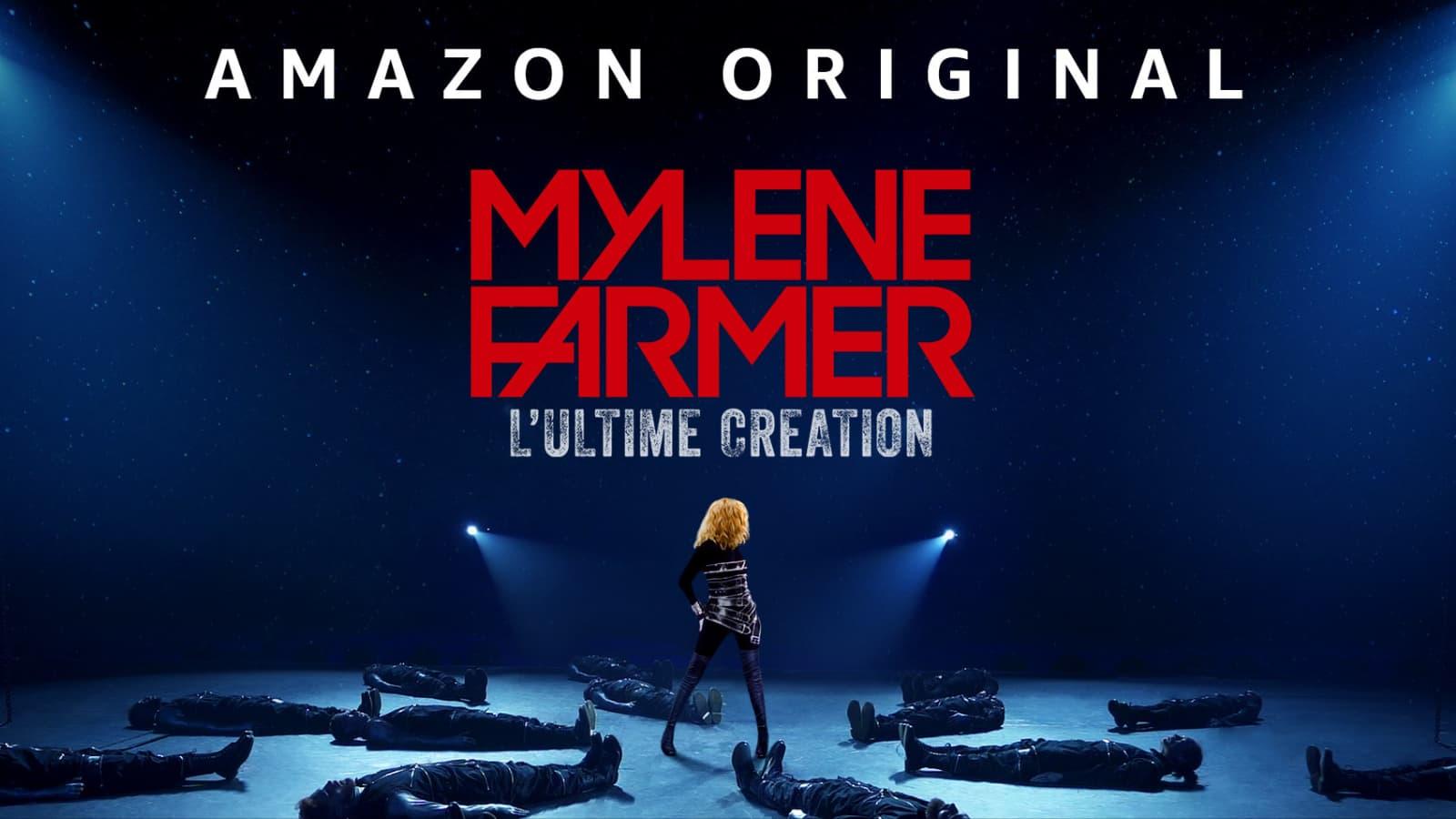 Mylène Farmer comme vous ne l'avez jamais vue sur Prime Video