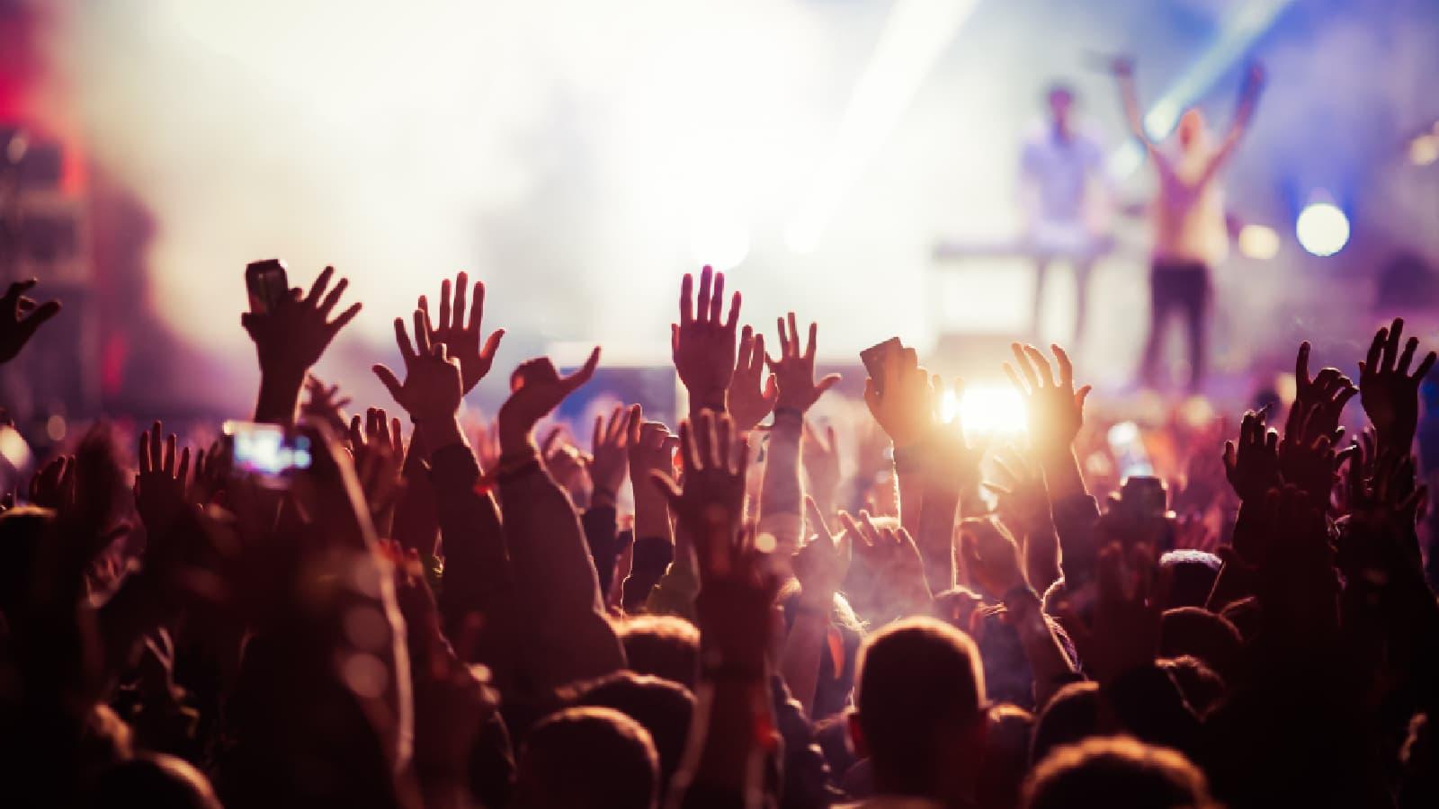 Vivez la musique à fond sur Deezer