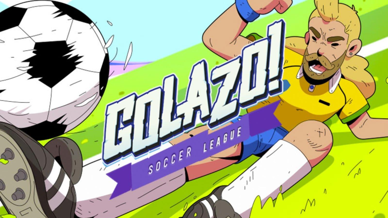 Golazo ! Soccer League est à découvrir sur SFR Gaming