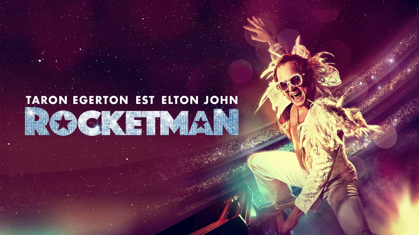 Rocketman débarque sur Altice Studio